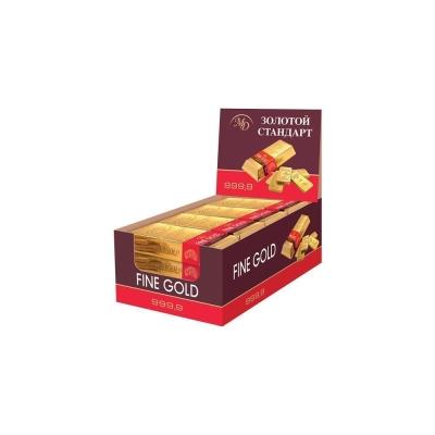 Шоколадный слиток Монетный двор 'Золотой стандарт'