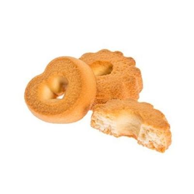 Печенье Здоровые традиции песочно-сливочное сердечко