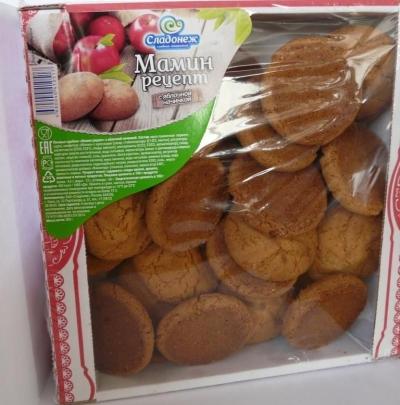 Печенье сдобное Сладонеж