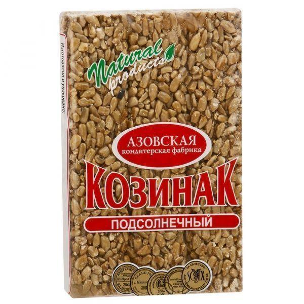 Козинак Азовская кондитерская фабрика Подсолнечный