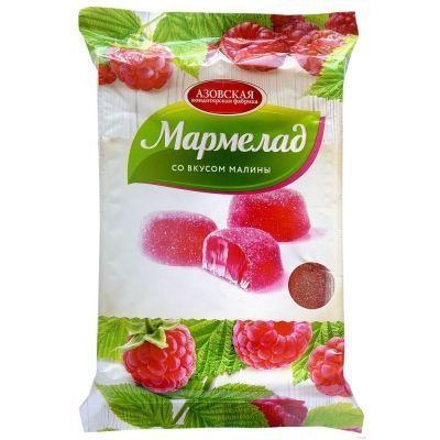 Мармелад желейный Азовская кондитерская фабрика Малина
