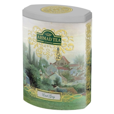 Чай черный Ahmad Tea Earl Grey Эрл Грей с бергамотом ж/б