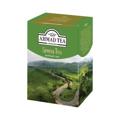 Чай зелёный листовой Ahmad Tea Green Tea