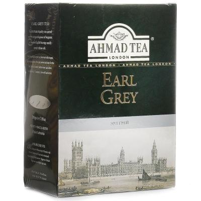 Чай черный листовой Ahmad Tea Эрл Грей