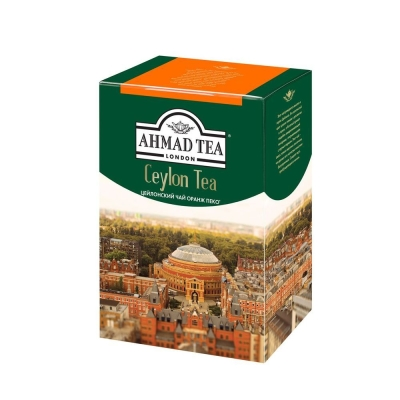 Чай черный листовой Ahmad Tea Цейлонский ОР байховый