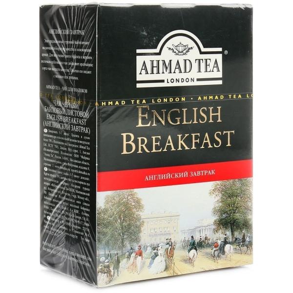 Чай черный листовой Ahmad Tea English Breakfast