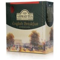 Чай черный Ahmad Tea English Breakfast Tea 100 пак.
