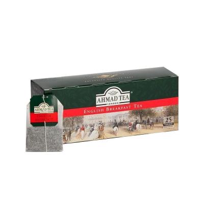 Чай черный Ahmad Tea Английский Завтрак 25 пак.