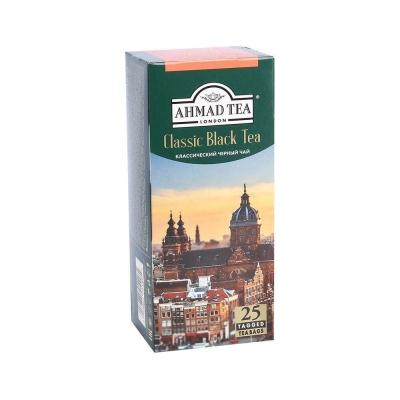 Чай черный Ahmad Tea Классический 25 пак.