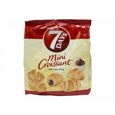 Круассаны 7DAYS мини какао
