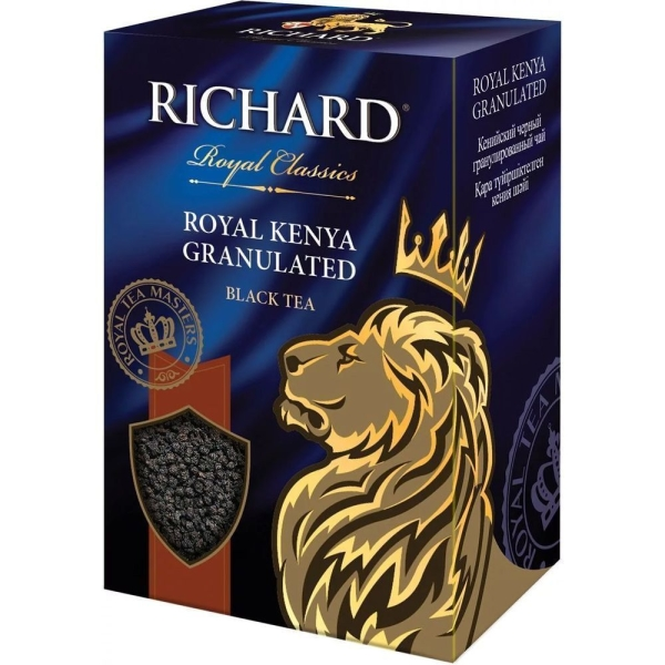Чай черный Ричард Royal Kenya Granulated