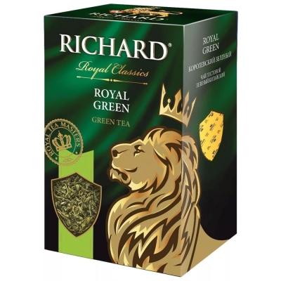 Чай зеленый Ричард Роял Грин