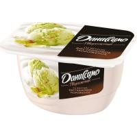 Десерт творожный Даниссимо Фисташковое мороженое