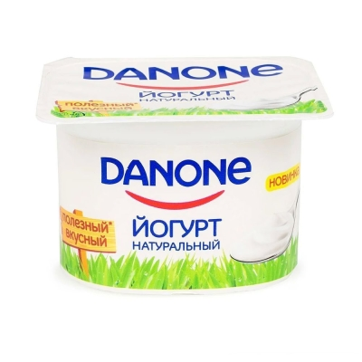 Йогурт Данон натуральный