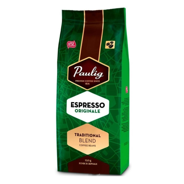 Кофе в зернах Паулиг Эспрессо Ориджинал