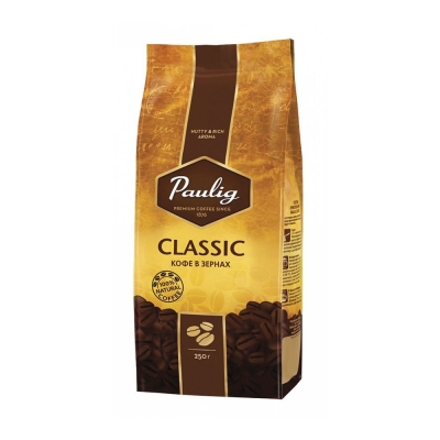 Кофе в зернах Паулиг классик