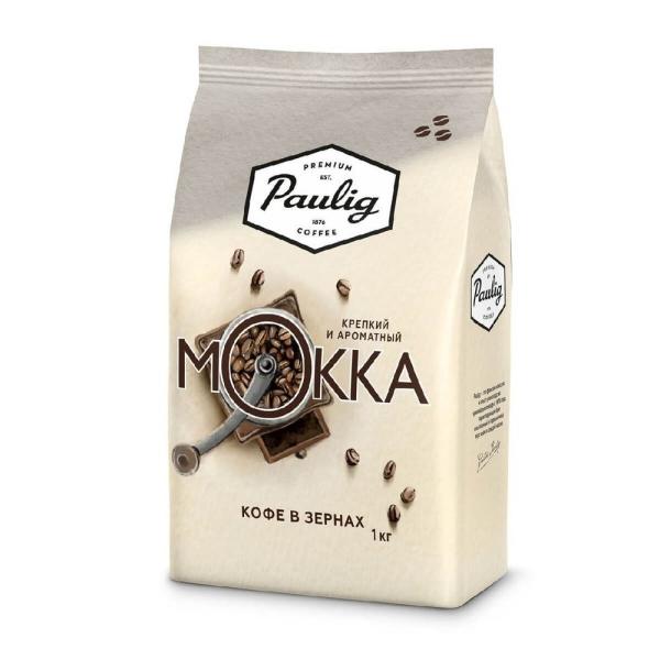 Кофе молотый Паулиг Мокка