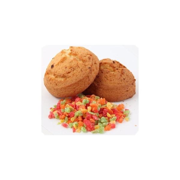 Печенье Пексы Творожное с цукатами