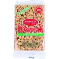 Козинак Азовская кондитерская фабрика Арахисовый