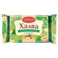 Халва Азовская кондитерская фабрика Подсолнечная с Арахисом