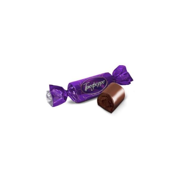 Конфеты Би-энд-Би Трюферро шоколад с кремовым корпусом