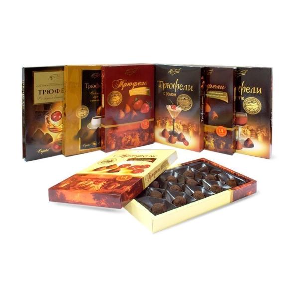 Набор конфет Би-энд-Би Трюфель с обсыпкой Какао
