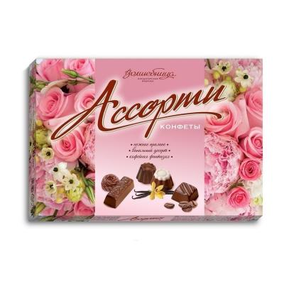 Набор конфет 'Волшебница' Ассорти (Розовое)