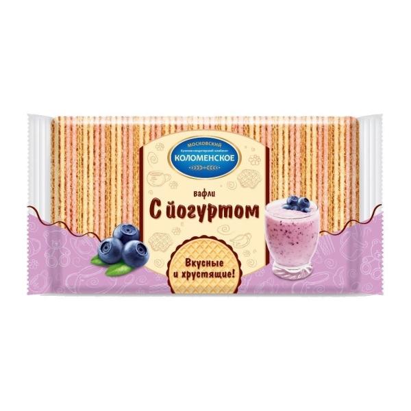Вафли Коломенское с Йогуртом