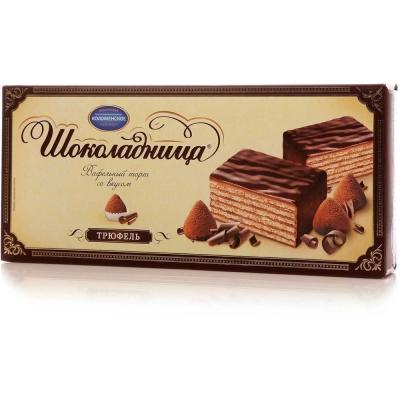 Торт Коломенское Шоколадница Трюфель
