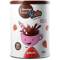 Напиток растворимый Marchoc Strawberry со вкусом клубники