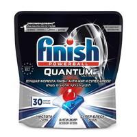 Капсулы для посудомоечных машин Finish Quantum Ultimate 30 шт кор.дой-пак