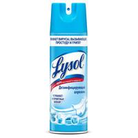 Средство дезинфицирующее Lysol для поверхностей Свежесть хлопка аэрозоль