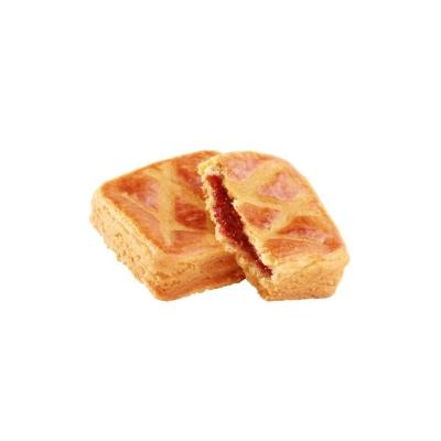 Печенье Норвежский ягодный пай с лесными ягодами