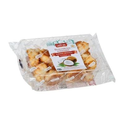 Печенье Бельгийское кокосовые пирамидки