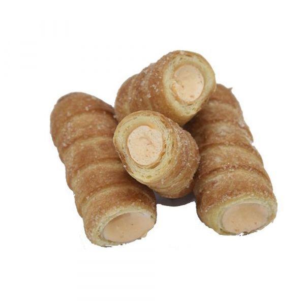 Трубочки Буги-Вуги Пражские с фруктовой начинкой