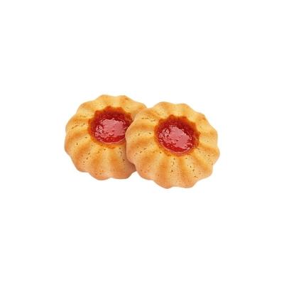 Печенье Дымка Курабье с малиновым джемом