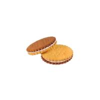 Печенье Дымка Кремделисс шоколадно-сливочный с начинкой