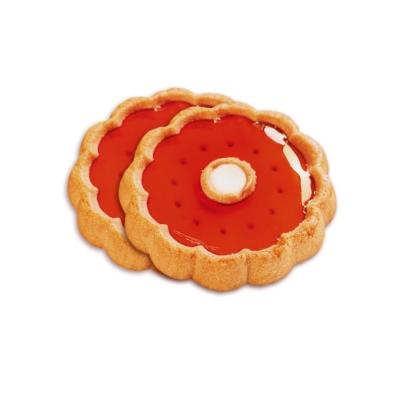 Печенье Ламзурь Янтарные сладости с клубникой