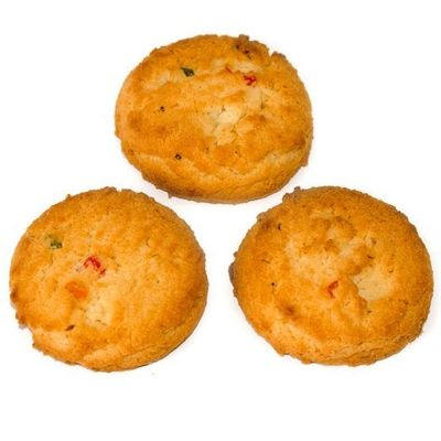 Печенье Творожное с цукатами