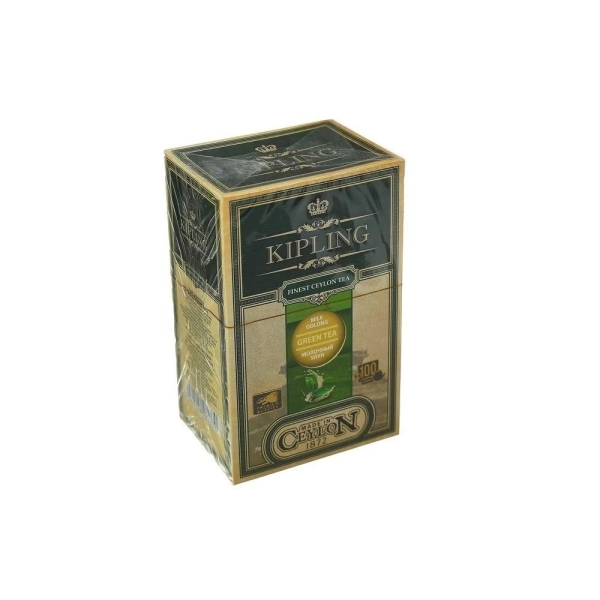 Чай зеленый Киплинг молочный улун в пакетиках