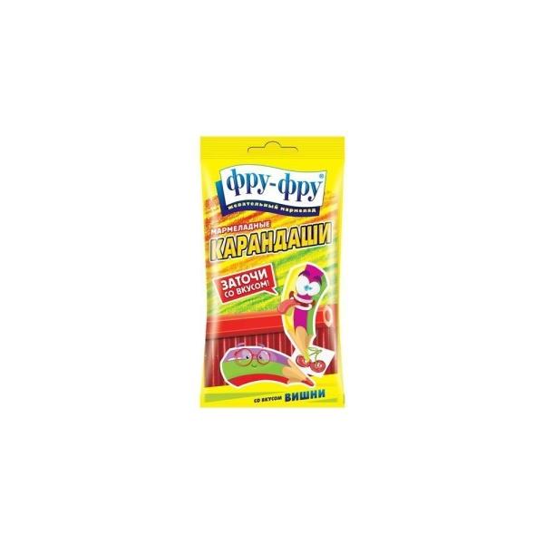 Мармелад жевательный Фру-Фру карандаши вишня