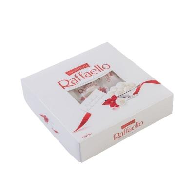 Конфеты Раффаэлло с миндалем плоск