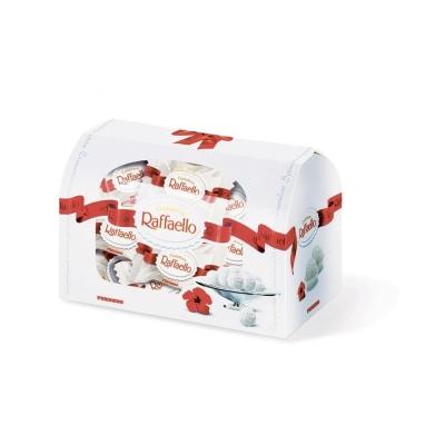 Конфеты Раффаэлло с миндалем сундук