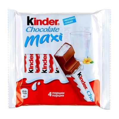Шоколад Киндер Макси