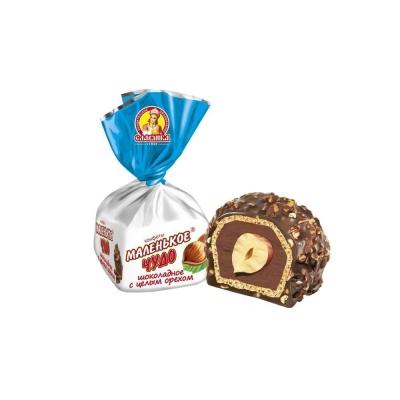 Конфеты Славянка Маленькое чудо шоколадные