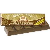 Батончик шоколадный Бабаевский