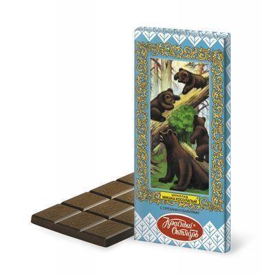 Шоколад Красный октябрь Мишка косолапый