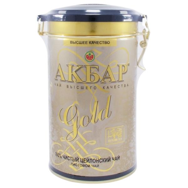 Чай Акбар Золотой