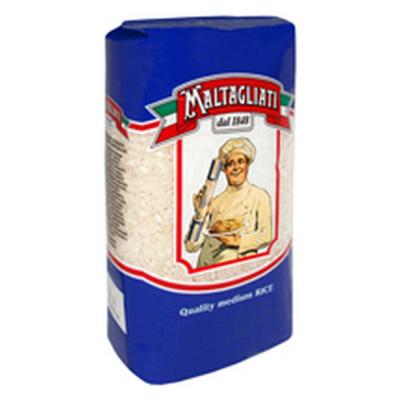 Крупа Мальтальяти Рис круглый
