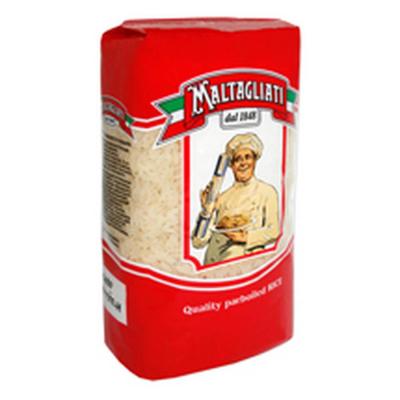Крупа Мальтальяти Рис пропаренный